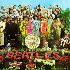 Sgt. Pepper's Lonely Hearts Club Band. 1967